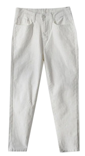 Cheese Cotton Pants