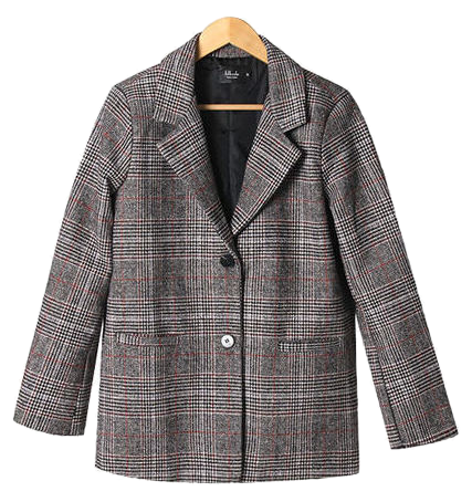 Paris Ulul Check Jacket