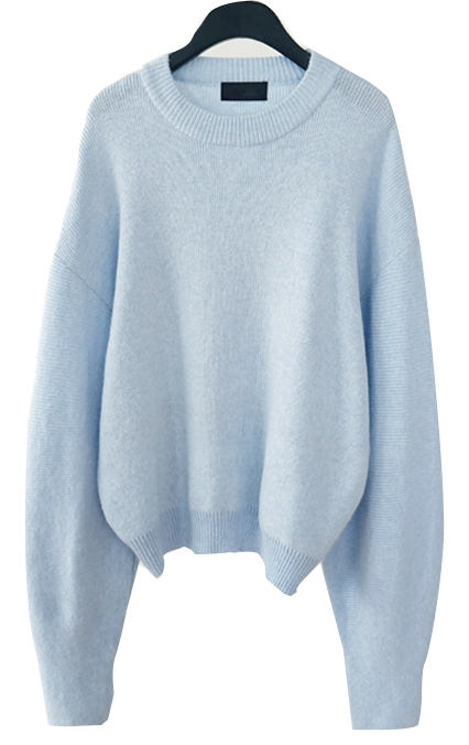 tender color knit (3colors)