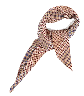 avoid check scarf
