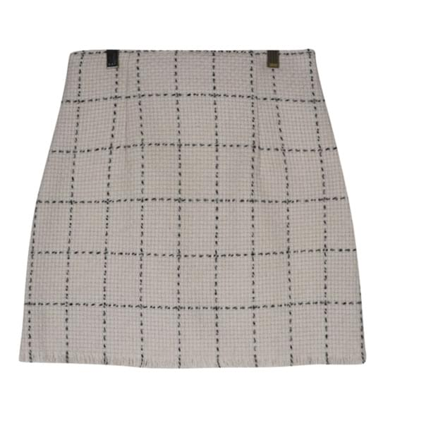 Chloe tweed skirt
