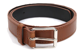five buckle belt