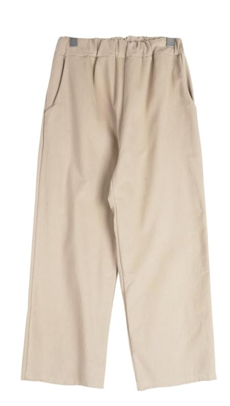 Daily pitch twill pants