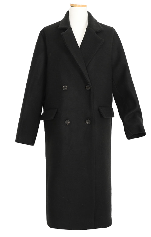 Royal Wool Double Coat