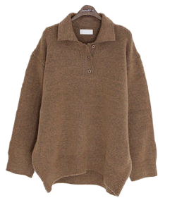 Soft aroka knit