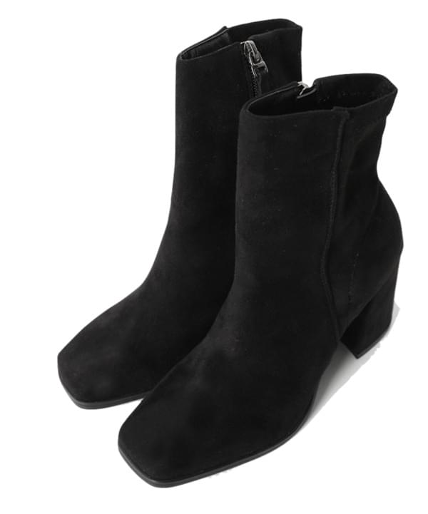 Monsieur Suede Ankle Hill