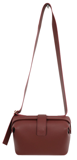 Daily Leather Cross Bag
