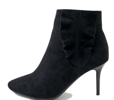 Wave Ankle Boots 8.5cm