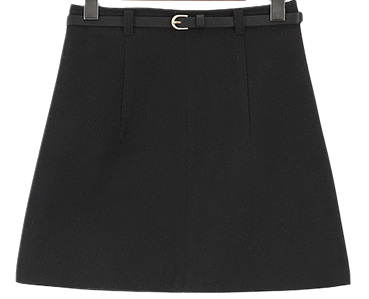 Celine Up Belt Skirt