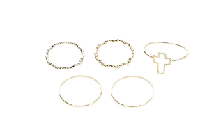 Cross Ring Set 戒指