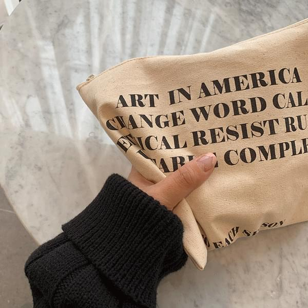 Eco pouch