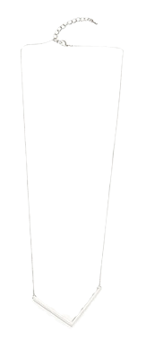 Centric V necklace
