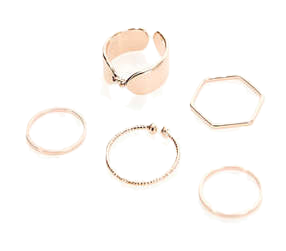 First Love Ring Set