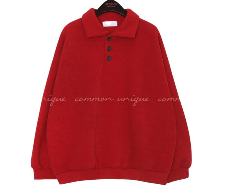 BUTTON COLLAR GOLGI COTTON MTM