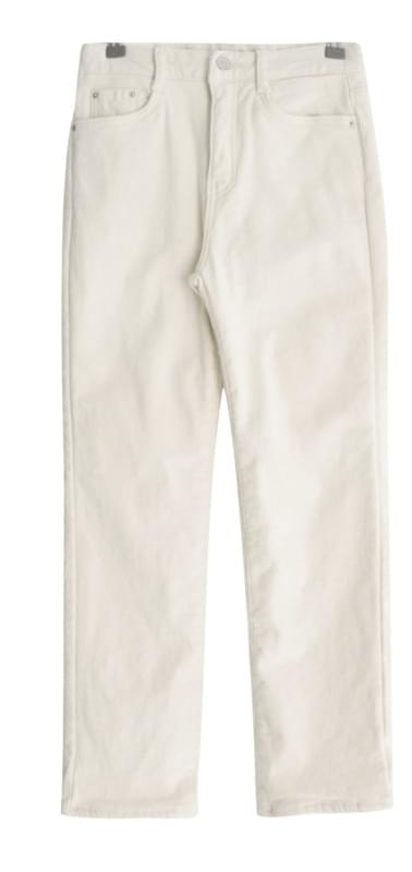 Hot winter mink cotton pants