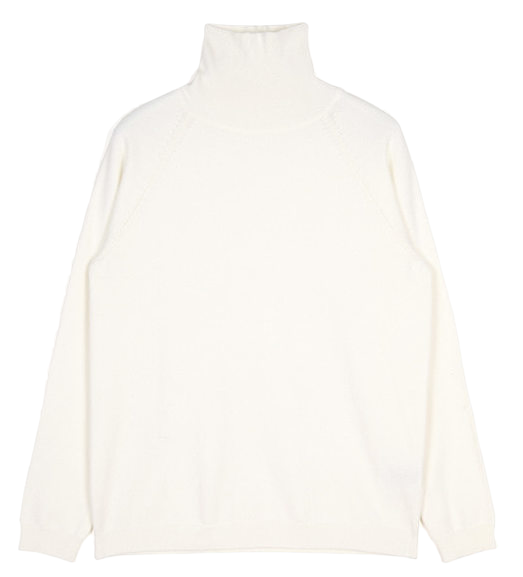 raglan sleeve pola knit (4 color) - UNISEX