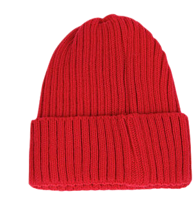 basic colorful beanie