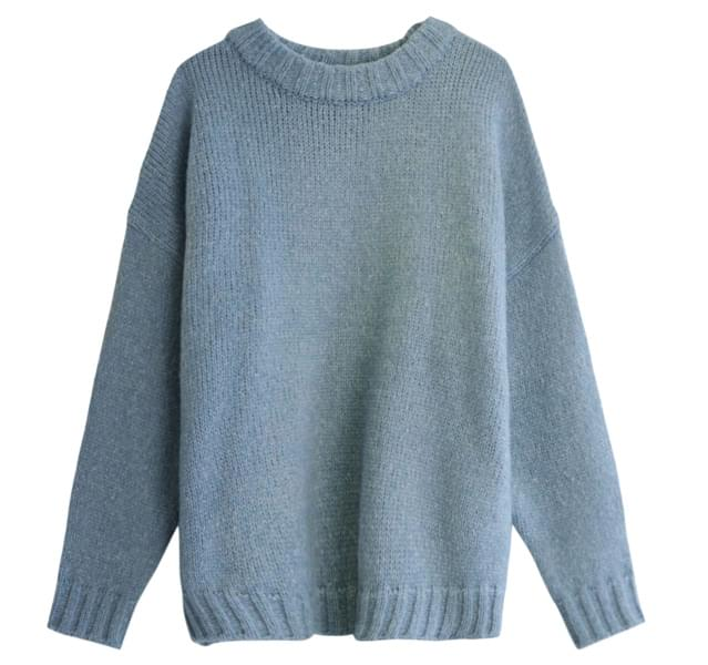 Ben soft color knit
