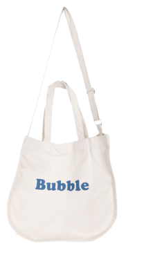Bubble Fang Eco Bag