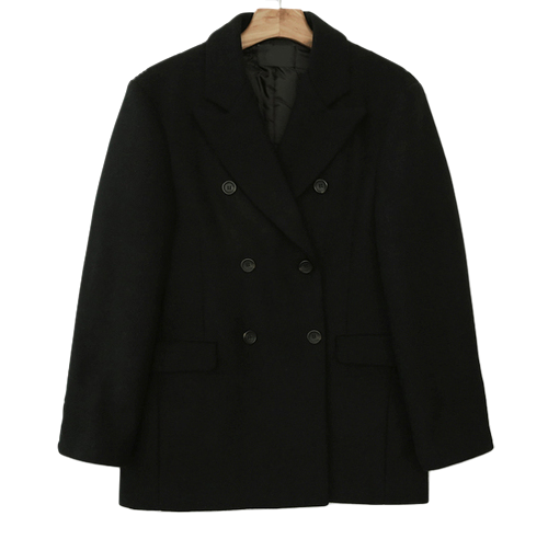 Mate-wool double jacket