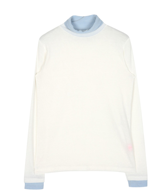 color layered pola T