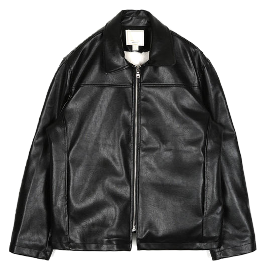 liz leather jacket - UNISEX