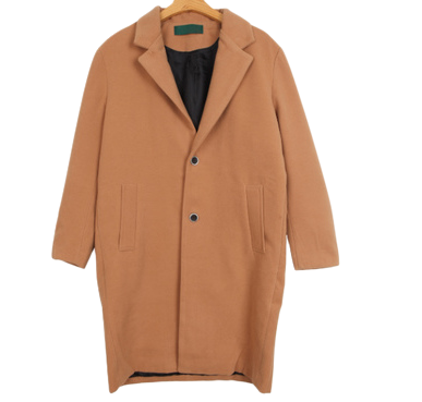 Choice two button coat
