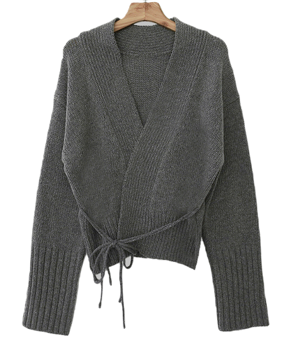 Dotom Vineck Robe Cardigan