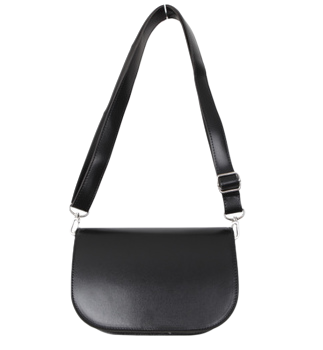 Half Moon Cross Bag