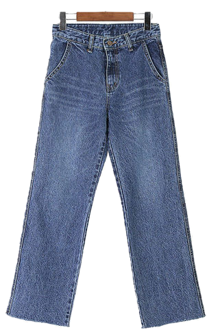 Toulon denim pants