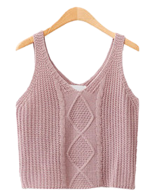 Buying knit bustier