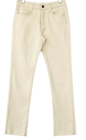 Basic Bending Crop Pants