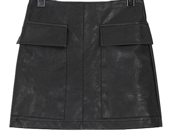 Leo pocket skirt