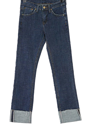 Doris denim pants