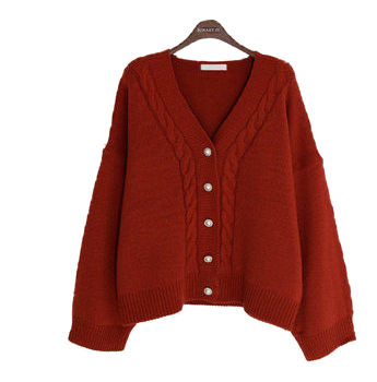 Jeju Loan Knit Cardigan