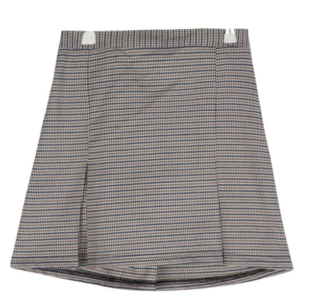 Lauren pleated skirt