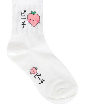 Socks like fruits