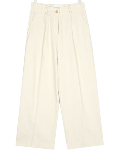 howell wide cotton pants