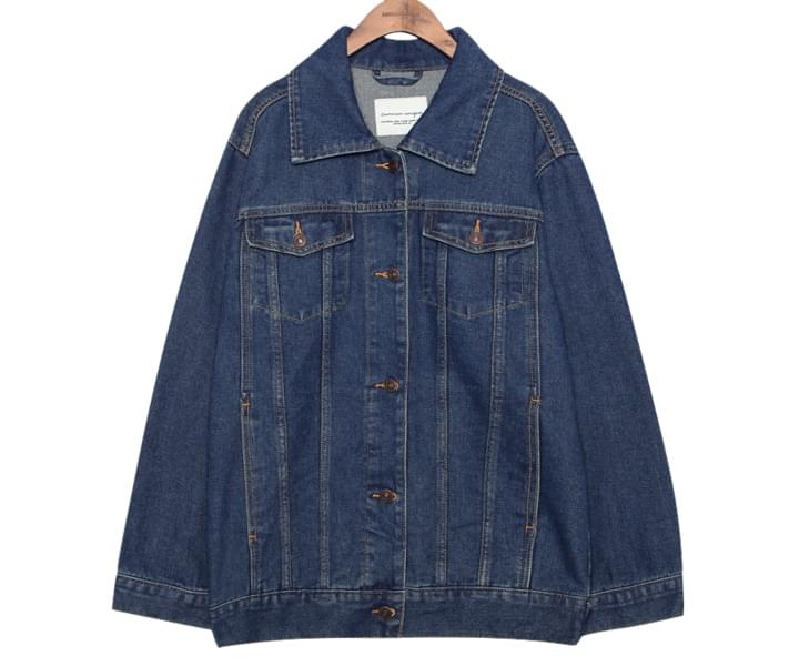 COMMON BOXY DENIM JACKET