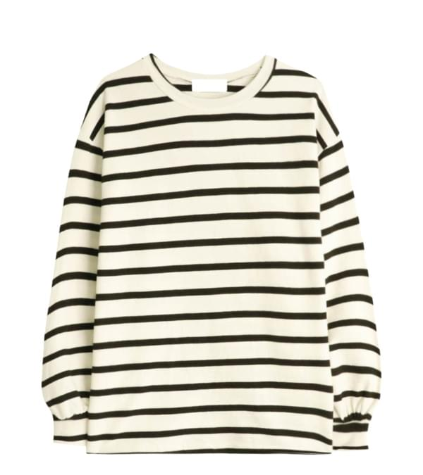Peiro striped polo shirt