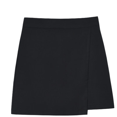 Slim Slit Skirt