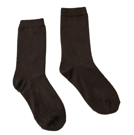 Rayon Span Long Socks