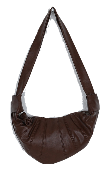 Bump cross shoulder bag