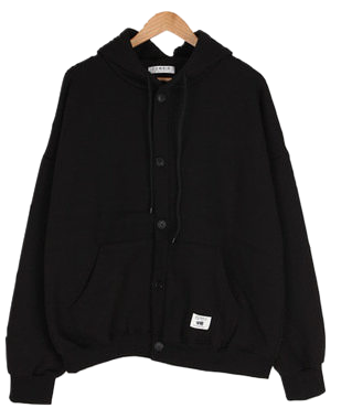 Guillaume Spout Hooded Cardigan ♥ Unisex ♥