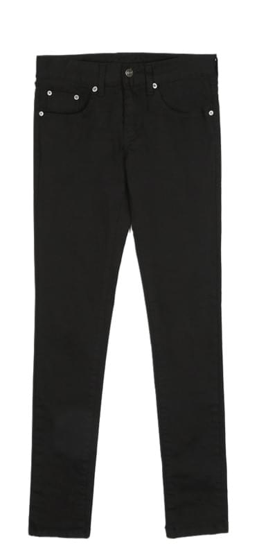 black skinny pants - UNISEX