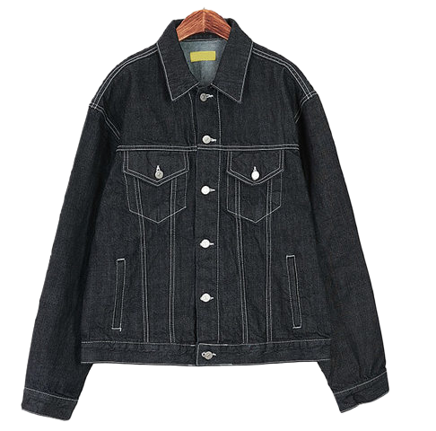 Byte denim jacket
