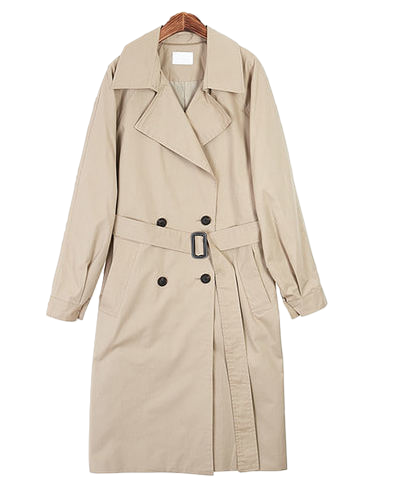 Birkin trench coat