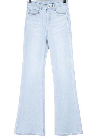 Icing Boot Cut Denim Pants