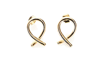 Twisted earring