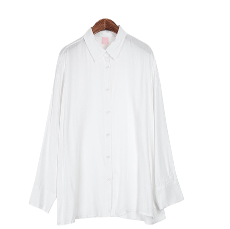 Helmed silk shirt